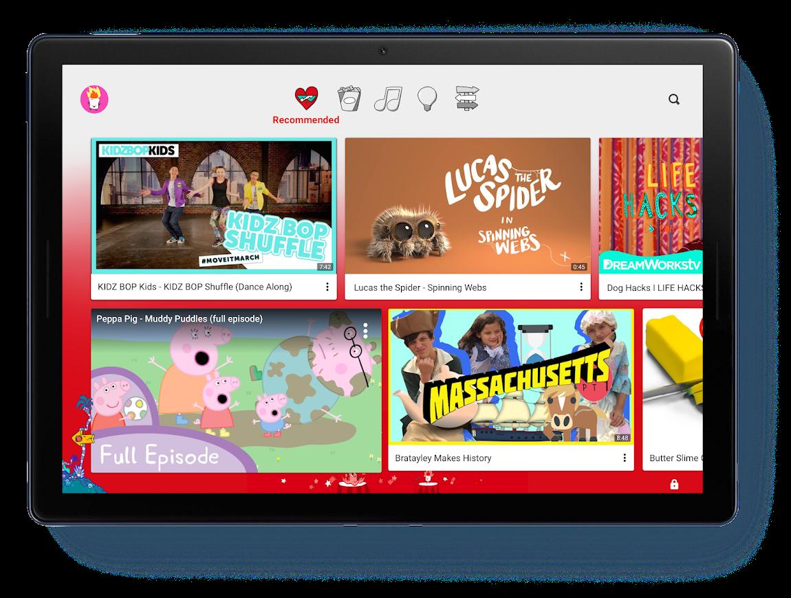 YouTube Kids Türkiye'de kullanıma sunuldu