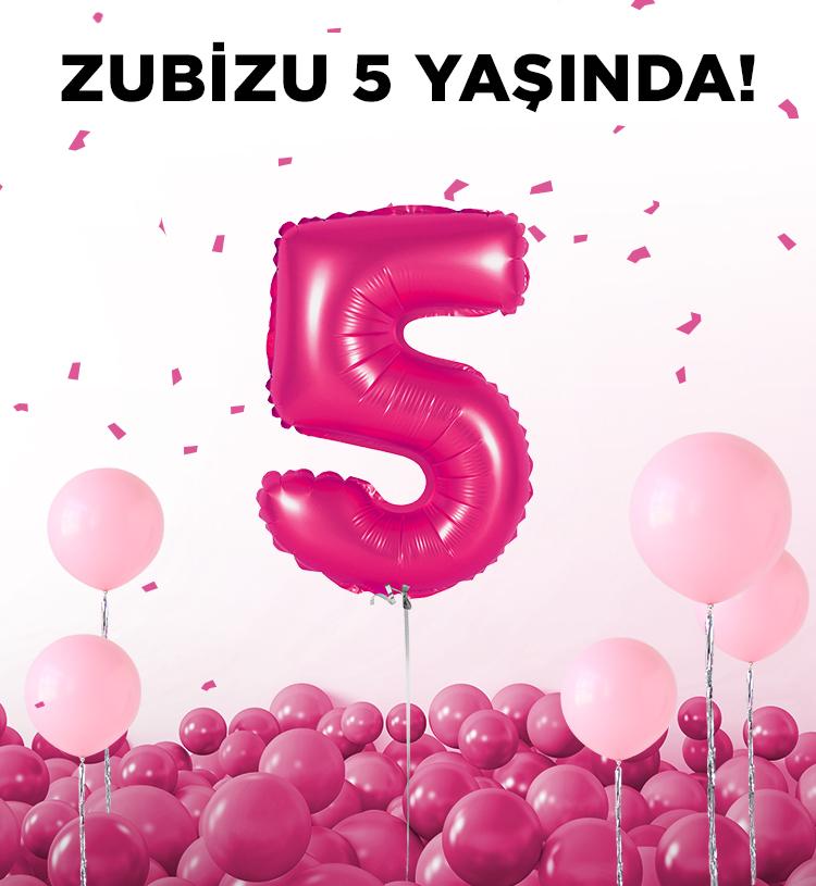 ZUBİZU, 5. Yaşını online bir şenliğe dönüştürüyor