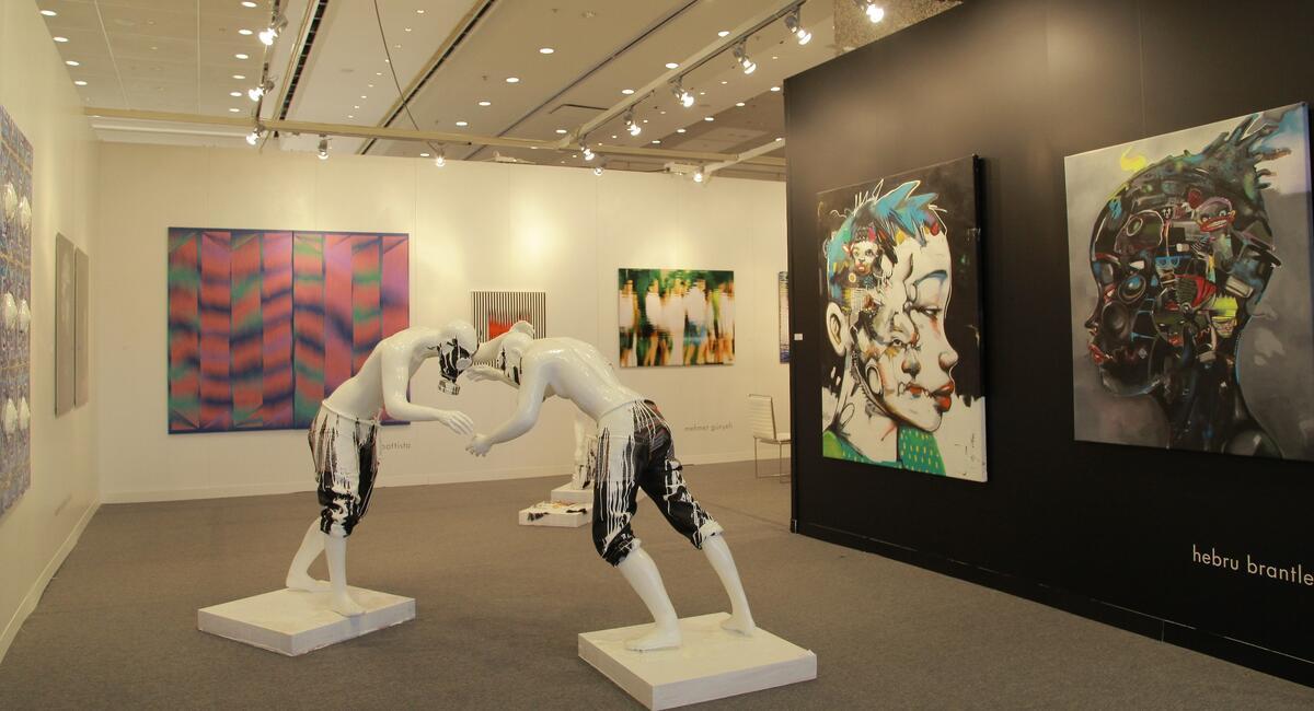 15. Contemporary Istanbul ile Haziran'da sanat günleri başlıyor...