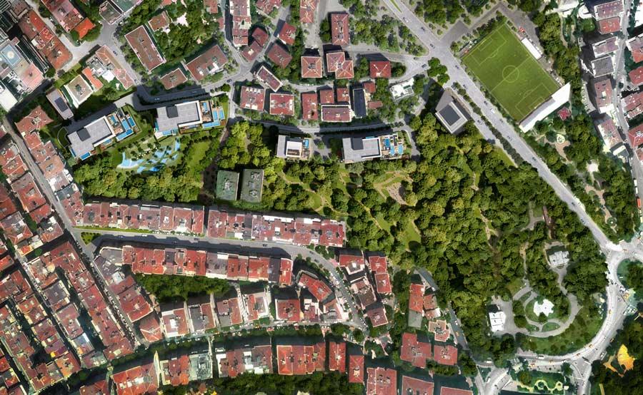 DAP Yapı'dan 'NİŞANTAŞI'nda sağlıklı evler.