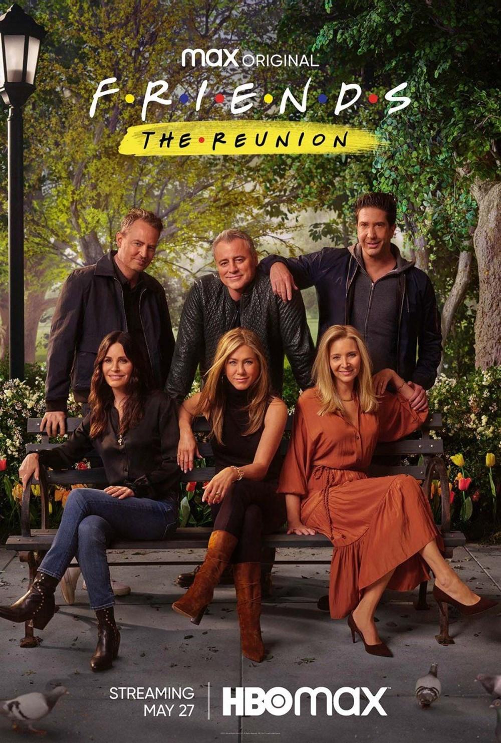 Friends The Reunion'da yıllar sonra gelen aşk itirafı
