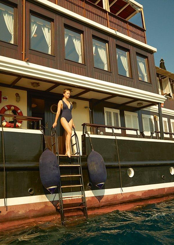 MaçaKızı, Caroline Koç'un teknesi Halas 71 ile Jet-Set'i gezdirecek