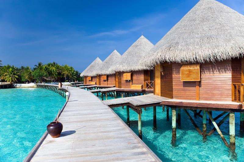 Tatilsepeti'nden cennetten bir köşe Maldivler'e davet