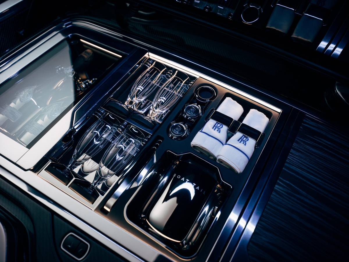 20 milyon sterlinlik Rolls-Royce dünyanın en pahalı otomobili oldu