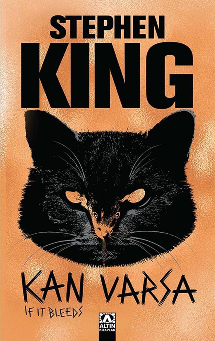 Stephen King'in yeni kitabı Kan Varsa yayınlandı