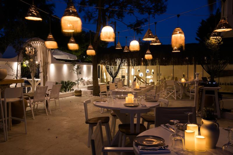 Arnavutköy'ün gözdesiAngelo Grande, Zoe Hotel Alaçatı'da açıldı