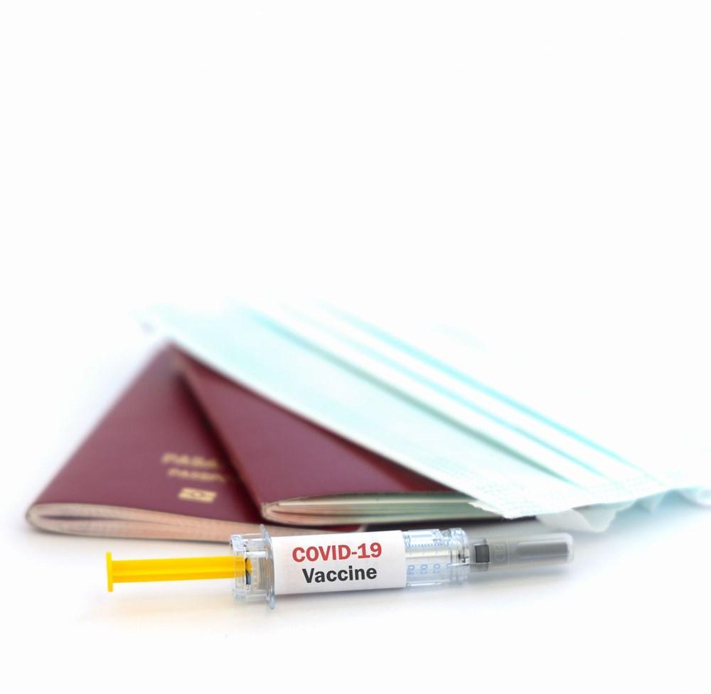 Aşı kartı nasıl alınır, Aşı pasaportu hangi ülkelerde geçerli?