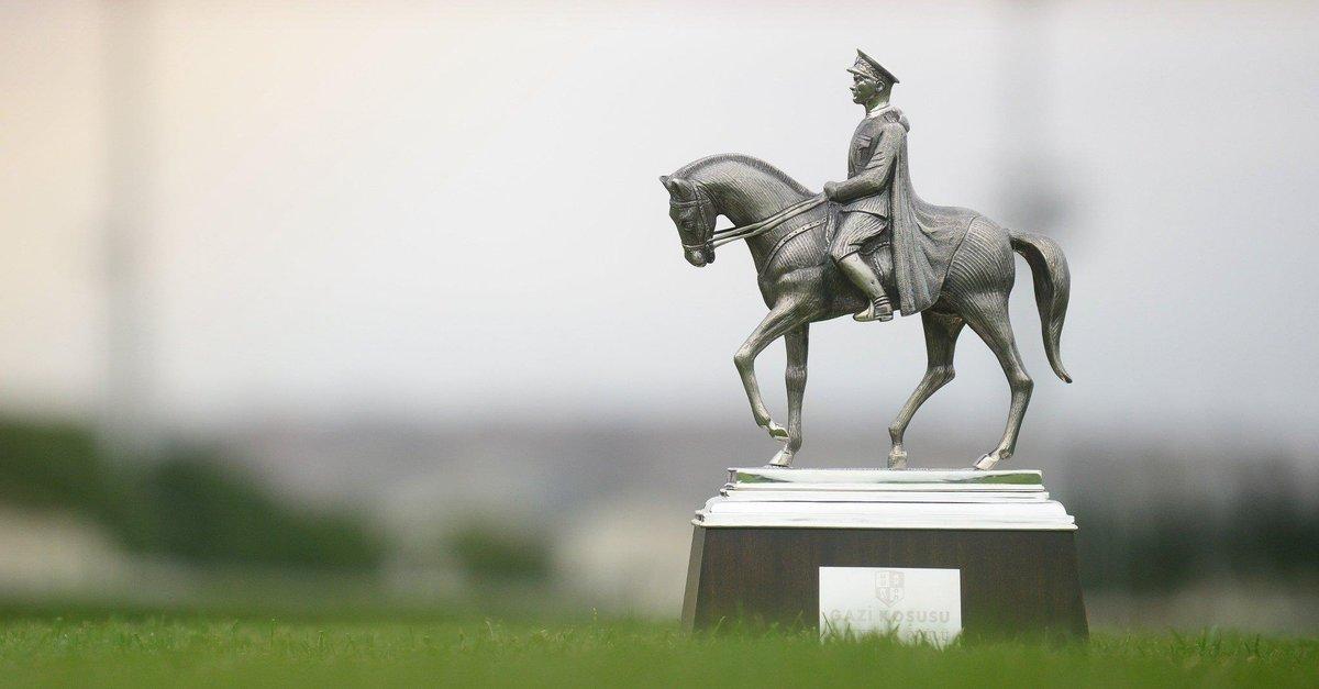 Mustafa Kemal Atatürkadına düzenlenen 95. Gazi Koşusu bugün yapılıyor.