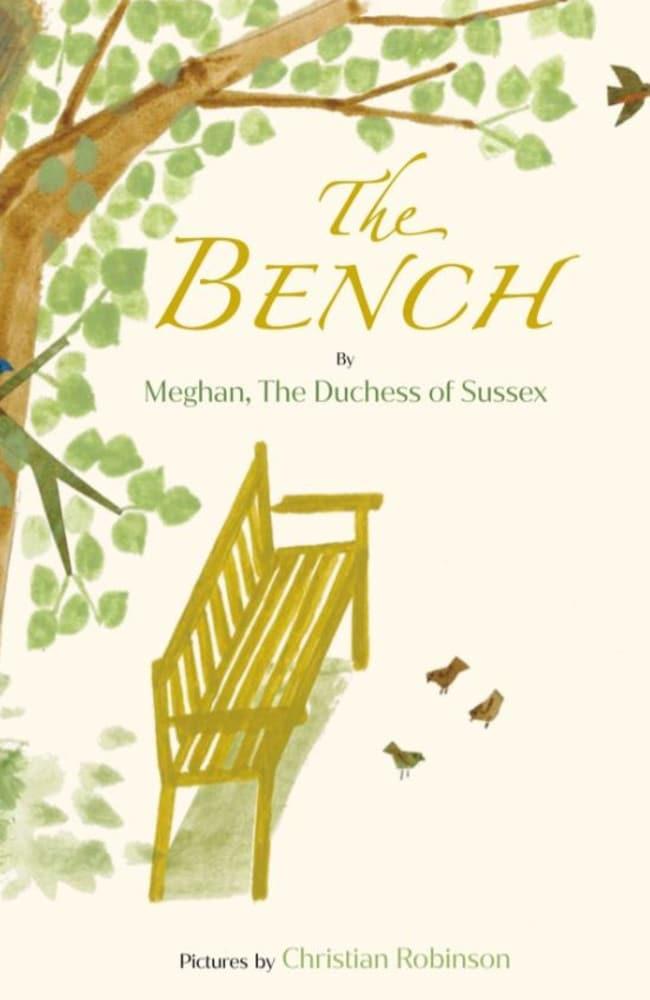 Meghan Markle'ın ilk kitabı The Bench, en çok satanlar listesine girdi