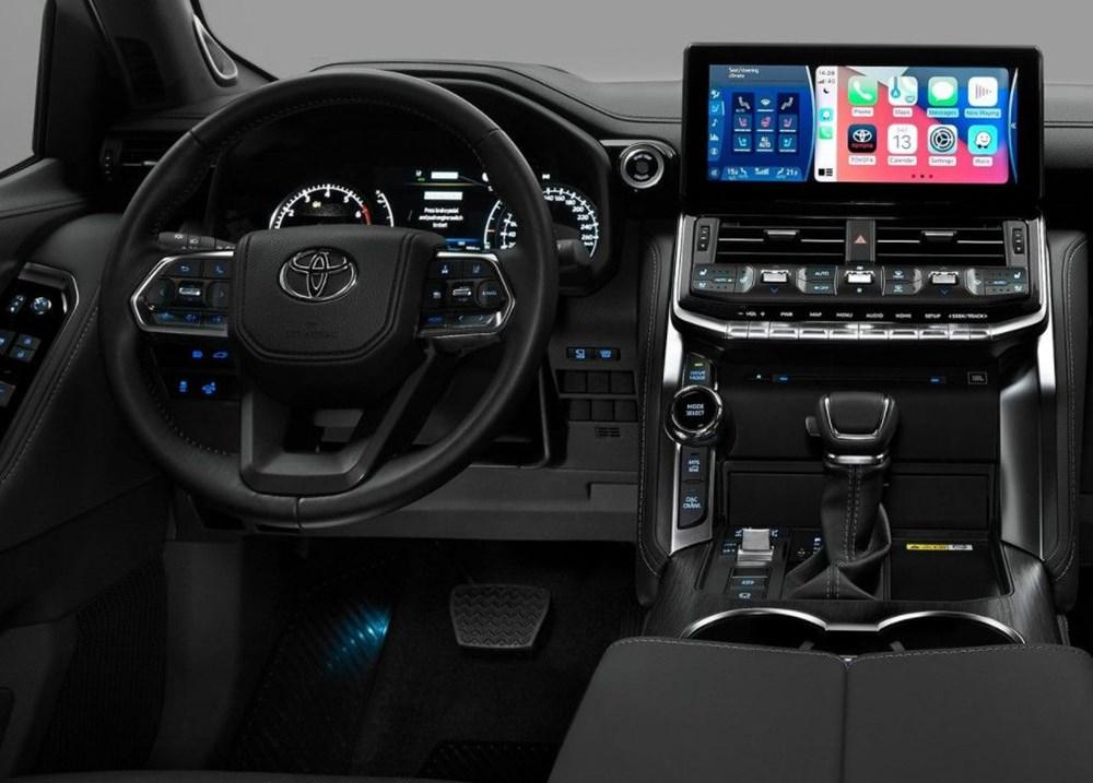 Toyota yeni nesil Land Cruiser'ı online olarak tanıttı