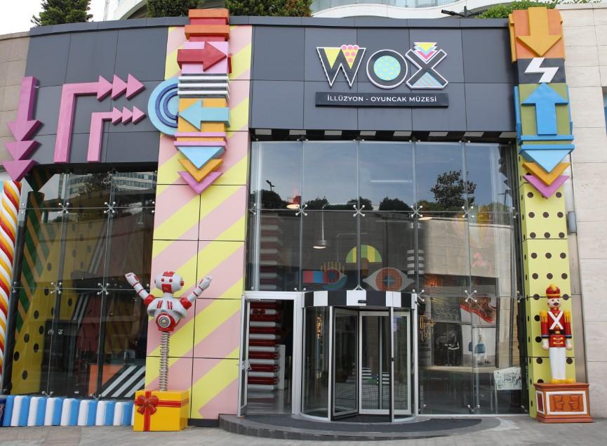 Türkiye'nin ilk İllüzyon ve Oyuncak Müzesi WOX Türkiye açıldı!