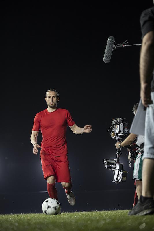 Yemeksepeti'nin yeni reklam yüzü milli futbolcu Yusuf Yazıcı oldu.