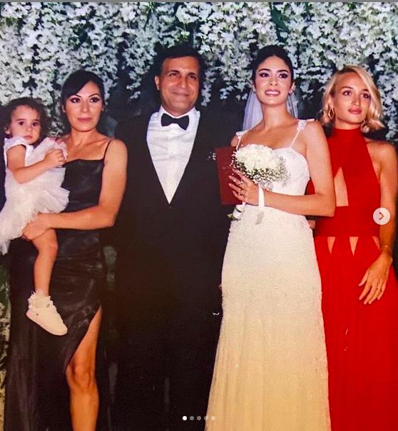 Eran Tapan evlendi. Kızı Melisa Tapan paylaştı. Eski eşi Sevil Sabancı tebrik etti.