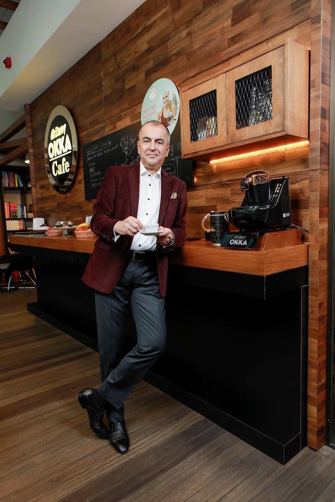 Zamansız Sofralar'da OKKA'lı Türk kahvesi keyfi