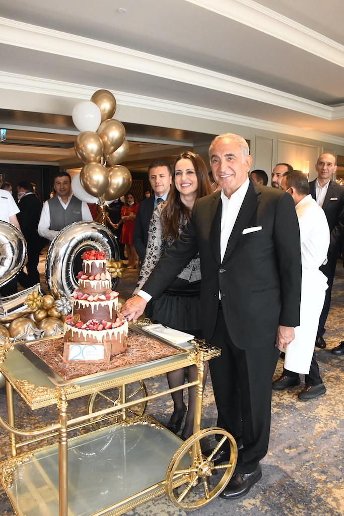 The Ritz-Carlton, Istanbul'un 20. yılını yeniliklerle kutladı.