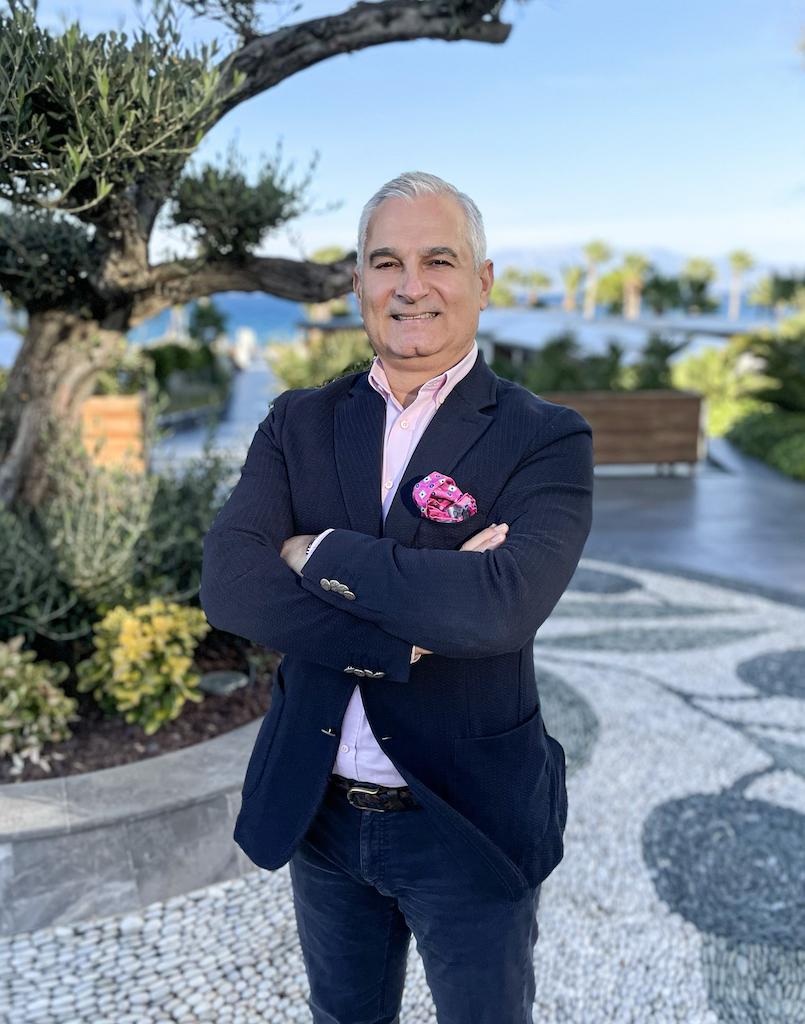 Reges, a Luxury Collection Resort & Spa, Çeşme'nin Genel Müdürü Tayfun Başkurt oldu.